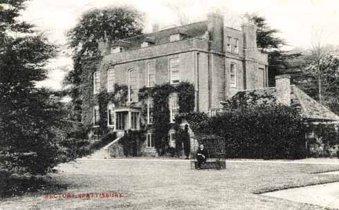 The Rectory at Spetisbury