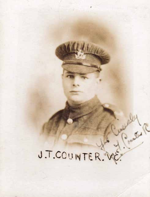 Jack Counter, the Blandford boy soldier