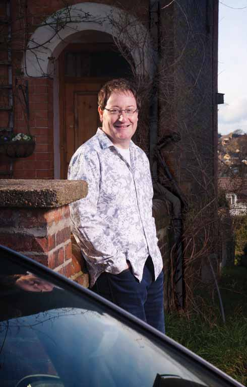 Screenwriter Chris Chibnall