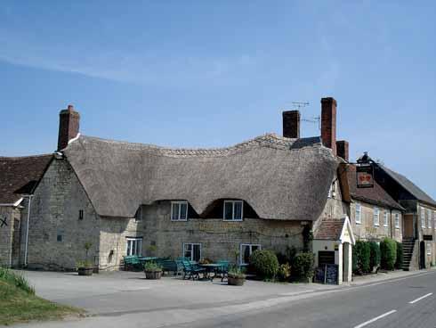 The Crown Inn, Marnhull