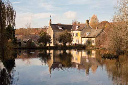Melbury Mill is one of a number of mill ponds around the county, including Worth Matravers, Swanage, Lulworth, Bere Regis and Sturminster Newton