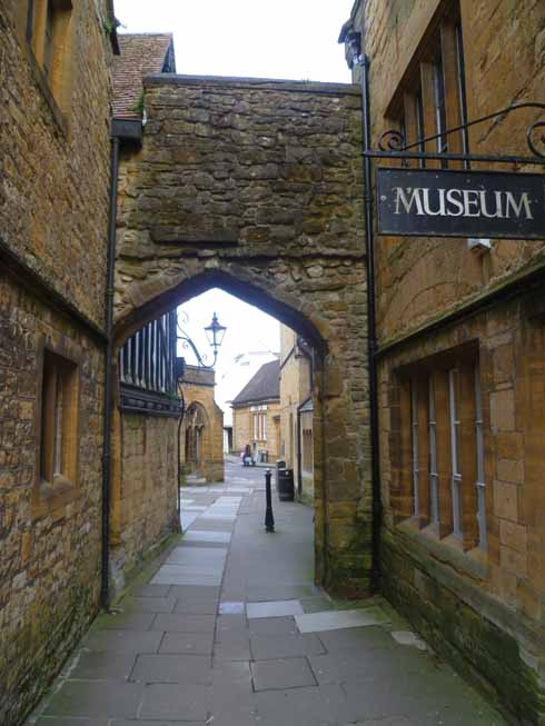 Sherborne, capital of ancient Wessex, shows its antiquity but wears it lightly