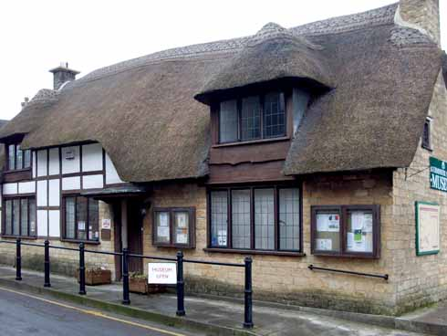 The museum building dates from the 16th century. It has been used for many purposes over the years (Picture credit: John Pridgeon)