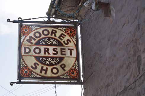 Home of the Dorset knob, a Dorset institution