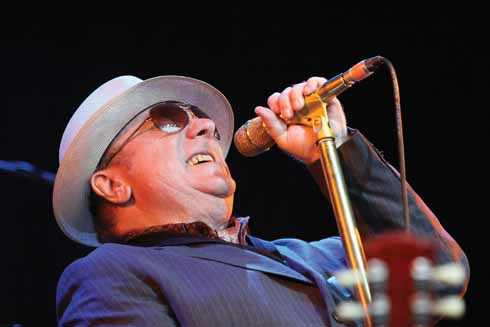 Van Morrison 2013