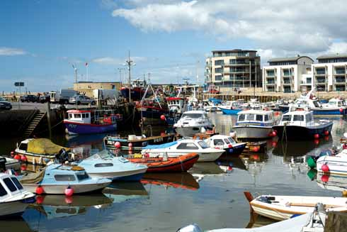 With new developments featuring some attactive modern apartments, West Bay is capitalising on its international fame following the broadcasting of the first two series of Broadchurch