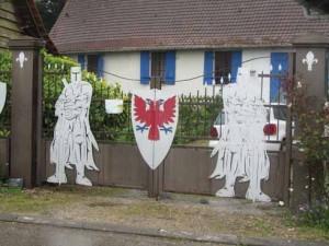 Azincourt, Pas de Calais, France
