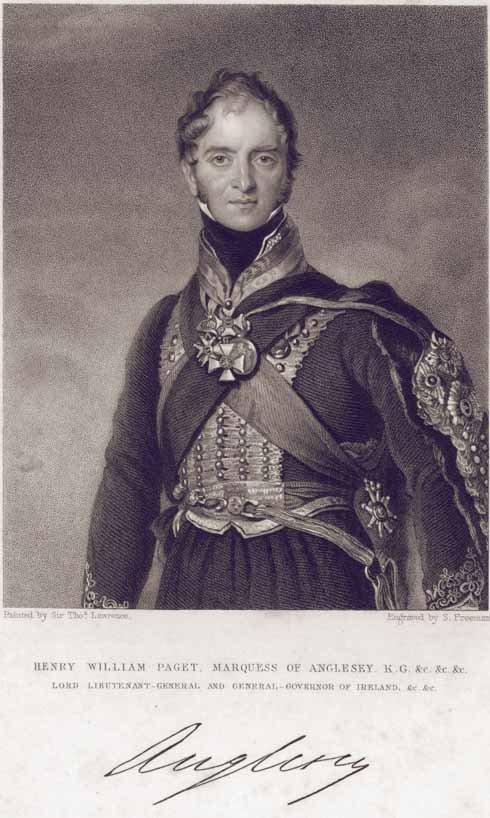 Field Marshal Henry Paget