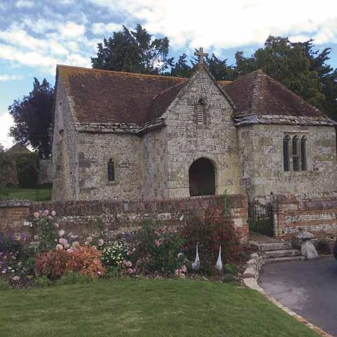 St Mary's, Tarrant Rawston