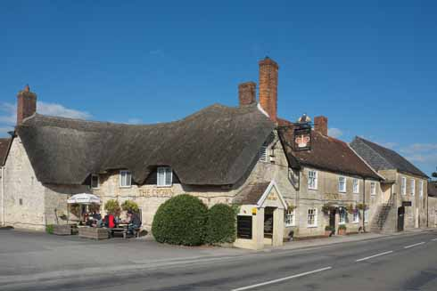 marnhull a photo essay dorset life the dorset magazine the crown inn was known by thomas hardy as the pure drop inn when he mentioned