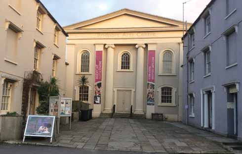 The Brown family worshipped at the Wesleyan Methodist Chapel in Bridport from its opening in 1838. It is now the Bridport Arts Centre.