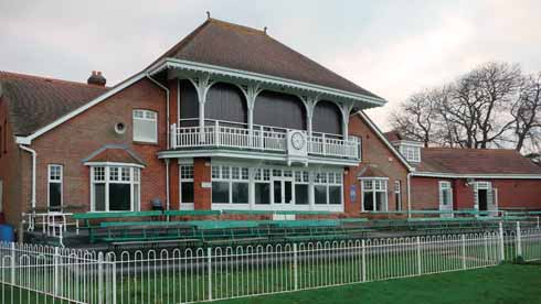 Built in 1902, the Cooper Dean Pavilion was home to superstars of world cricket throughout the 20th century