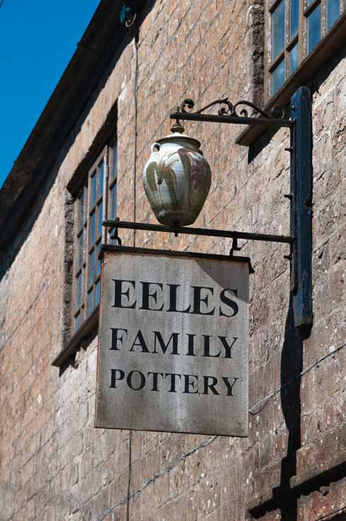 The Eeles family pottery