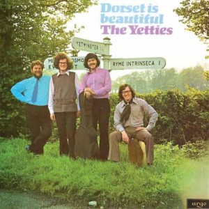 The Yetties' 1972 album, Dorset Is Beautiful