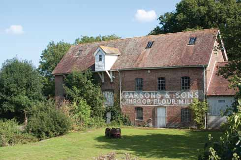 The splendid Throop Mill