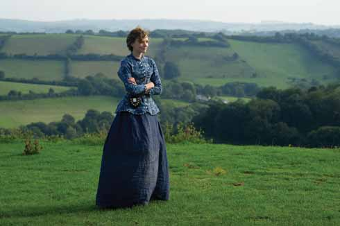 Carey Mulligan (in last year's adaptation of Hardy's Far from the Madding Crowd) was a boost to interest in all things Hardy-related