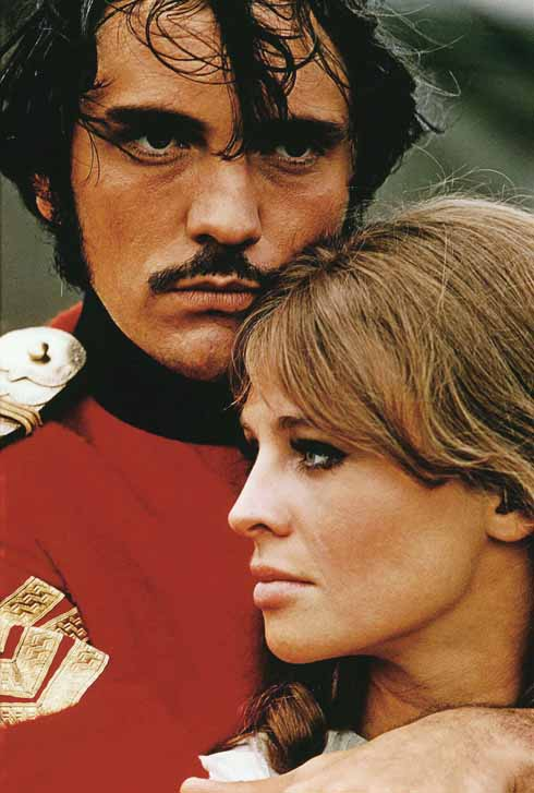 erence Stamp as Francis Troy and Julie Christie as Bathsheba Everdene in John Schlesinger's 1967 Madding Crowd adaptation