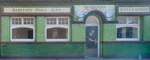 The Swan Inn in Poole