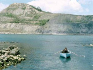 The boating accident in 'Fellow Townsmen' takes place in 'Port Bredy' (Bridport), although the television version was filmed at Chapman's Pool on the Purbeck coast