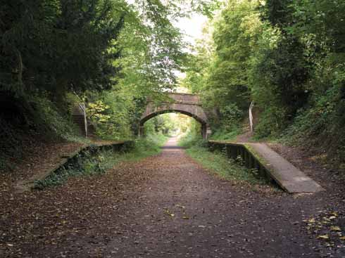 Charlton Marshall halt was open to passenger traffic from 1928 to 1956