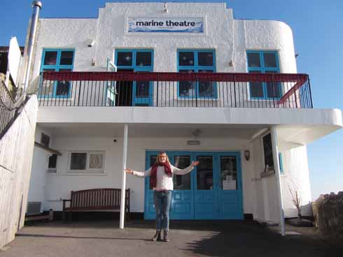 Clemmie Reynolds presents the Marine Theatre