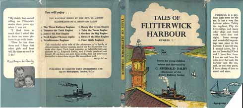 The wraparound cover showing Kathryn Dalby's recommendation of her father's story