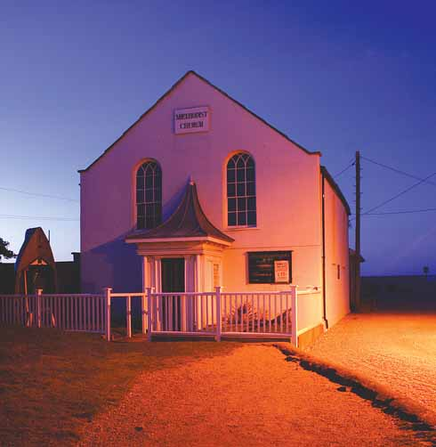 The Methodist Chapel at West Bay