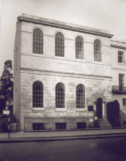 A piece of Bridport's history — the Literary and Scientific Institute