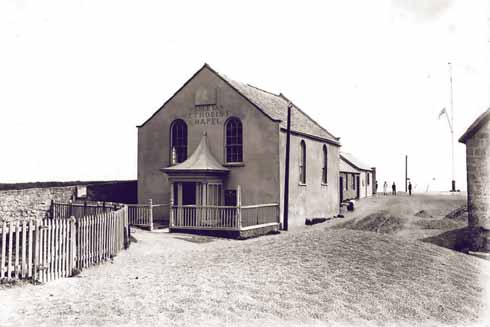 Both the Methodist Chapel at West Bay and the Bridport Literary and Scientific Institute (below) are to be nursed back to health by the Bridport Area Development Trust
