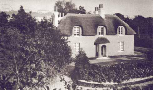 Portman Lodge in 1863