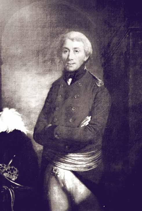 Captain Lewis D G Tregonwell