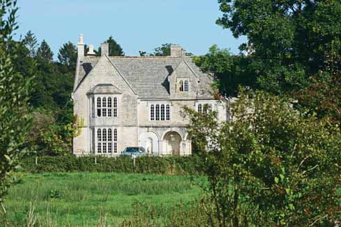 Stafford House is one of two significant houses in the village of West Stafford, along with the Manor House