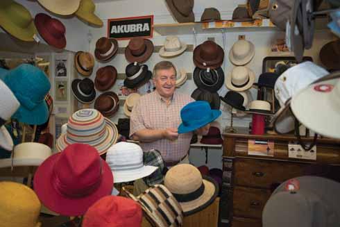 25dbb372b82d0 Bridport Hat Festival | Dorset Life - The Dorset Magazine