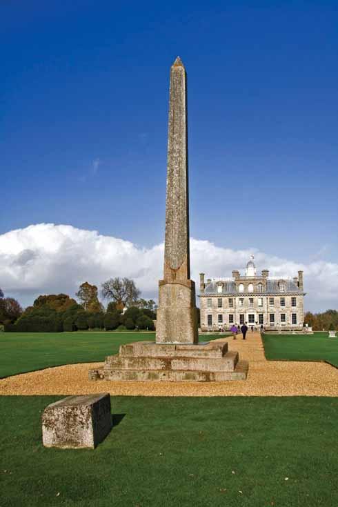 Obelisk Amp Cleopatra Kingston Lacy S Philae Obelisk